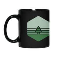 Yosemite - black-mug - small view