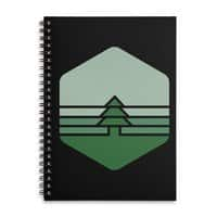 Yosemite - spiral-notebook - small view