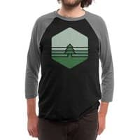 Yosemite - triblend-34-sleeve-raglan-tee - small view