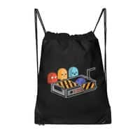 Ghost Busted - drawstring-bag - small view