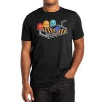 Ghost Busted - mens-extra-soft-tee - small view