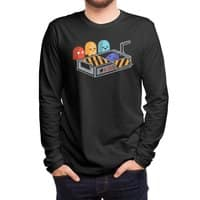 Ghost Busted - mens-long-sleeve-tee - small view