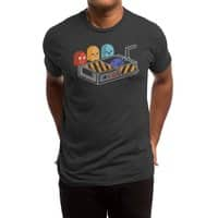 Ghost Busted - mens-triblend-tee - small view