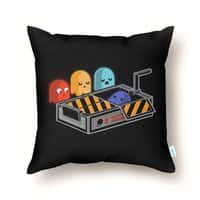 Ghost Busted - throw-pillow - small view