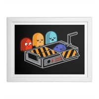 Ghost Busted - white-horizontal-framed-print - small view