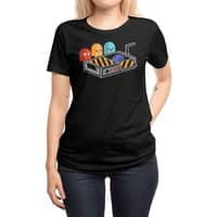 Ghost Busted - womens-regular-tee - small view