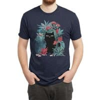 Popoki - mens-triblend-tee - small view
