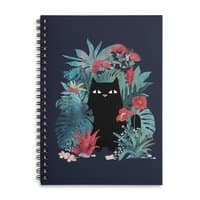 Popoki - spiral-notebook - small view