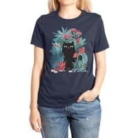 Popoki - womens-extra-soft-tee - small view
