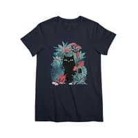 Popoki - womens-premium-tee - small view