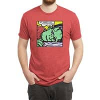 Franktenstein - mens-triblend-tee - small view