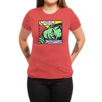 Franktenstein - womens-triblend-tee - small view