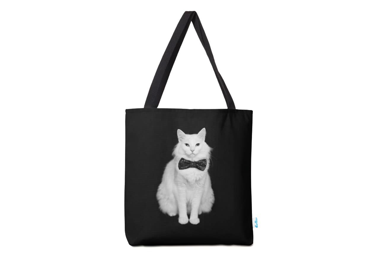 Dr Who Tote Bag Bow ties are cool