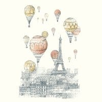 Voyages Over Paris - small view
