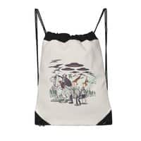 THIS Is How The World Ends - drawstring-bag - small view