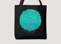Crystal Sphere - tote-bag - small view