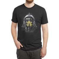 Abandoned Fighter - mens-triblend-tee - small view