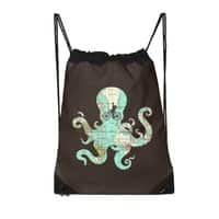 All Around the World - drawstring-bag - small view