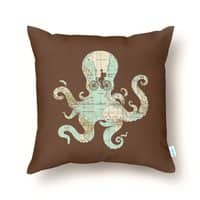 All Around the World - throw-pillow - small view