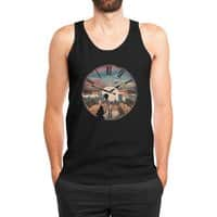 Right here waiting - mens-jersey-tank - small view