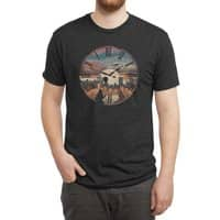 Right here waiting - mens-triblend-tee - small view
