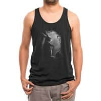 Never Too Late - mens-triblend-tank - small view