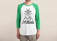 They Made Us - triblend-34-sleeve-raglan-tee - small view