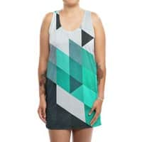 Mynt - womens-sublimated-tank-dress - small view
