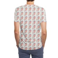 Herringbooks - mens-sublimated-triblend-tee - small view
