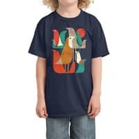 Flock of Birds - kids-tee - small view
