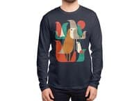 Flock of Birds - mens-long-sleeve-tee - small view