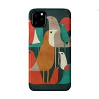 Flock of Birds - perfect-fit-phone-case - small view