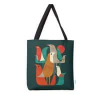 Flock of Birds - tote-bag - small view