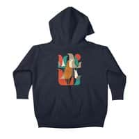 Flock of Birds - baby-zip-up-hoody - small view