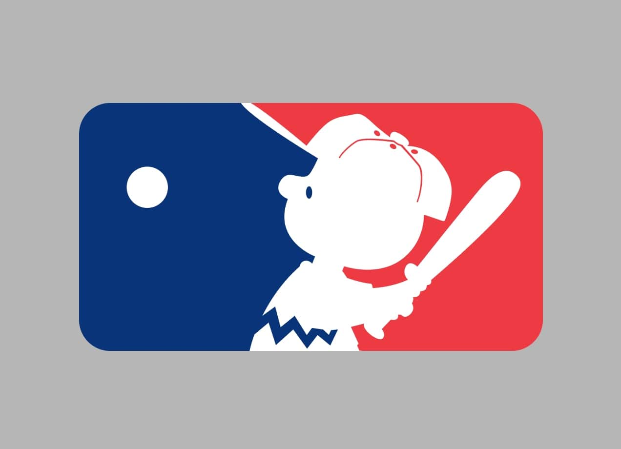 The Peanuts Baseball League By Vincent Caduc