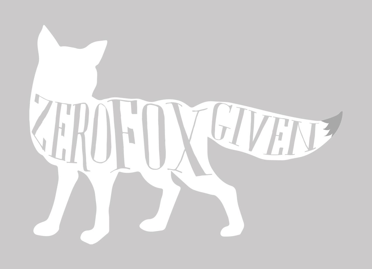 Zero Fox Given By Erin Reeder Threadless