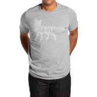 Zero Fox Given - mens-extra-soft-tee - small view