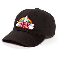 HEAVY METAL! - dad-hat - small view