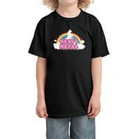 HEAVY METAL! - kids-tee - small view