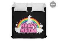 HEAVY METAL! - duvet-cover - small view