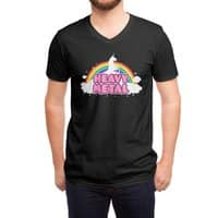 HEAVY METAL! - vneck - small view