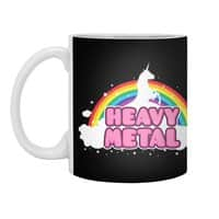 HEAVY METAL! - white-mug - small view