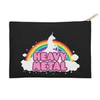 HEAVY METAL! - zip-pouch - small view