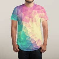 Color Bomb! - mens-sublimated-triblend-tee - small view