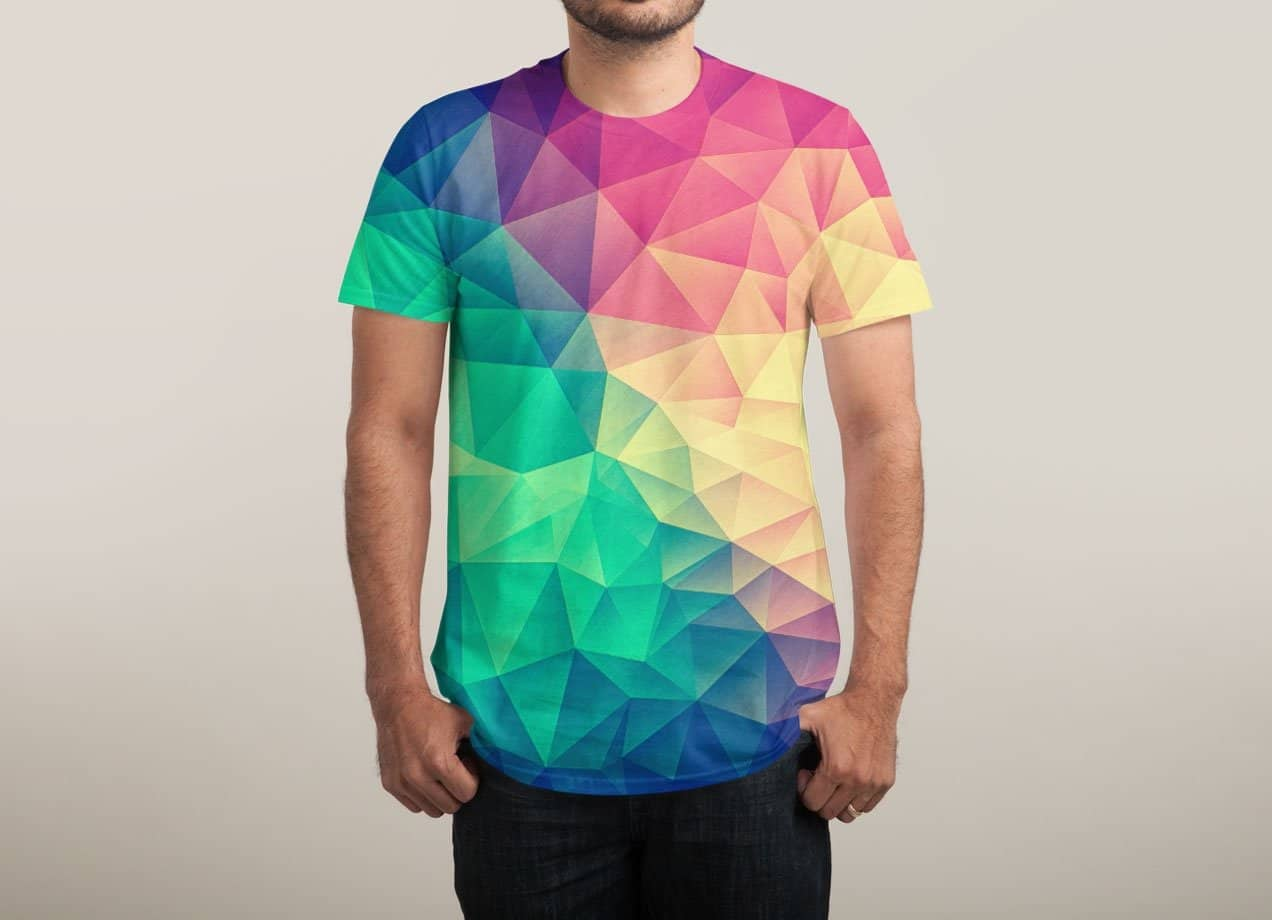 Color Bomb!, a cool t-shirt by badbugs_art on Threadless