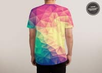 Color Bomb! - mens-sublimated-tee - small view