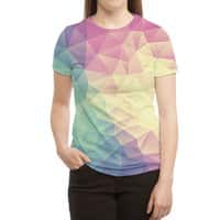 Color Bomb! - womens-sublimated-triblend-tee - small view