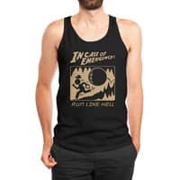 In(dy) Case of Emergency - mens-jersey-tank - small view