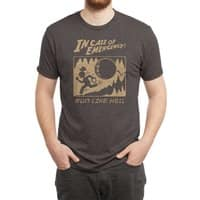 In(dy) Case of Emergency - mens-triblend-tee - small view