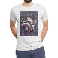 Crazed Monkeys - mens-triblend-tee - small view
